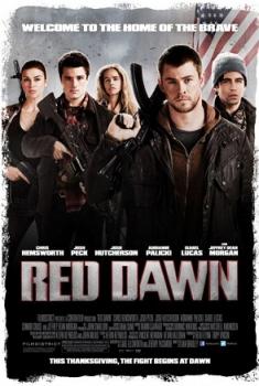 Red Dawn - Alba rossa (2012)