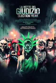 La Notte del Giudizio 3: Election Year (2016)