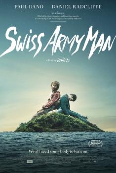 Swiss Army Man - un amico multiuso (2016)
