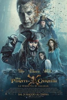 Pirati dei Caraibi 5 : la vendetta di Salazar (2017)