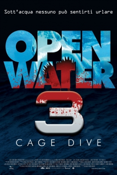 Open Water 3 - Cage Dive (2017)