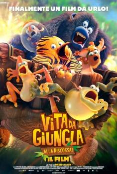 Vita da giungla: alla ricossa! Il film (2017)