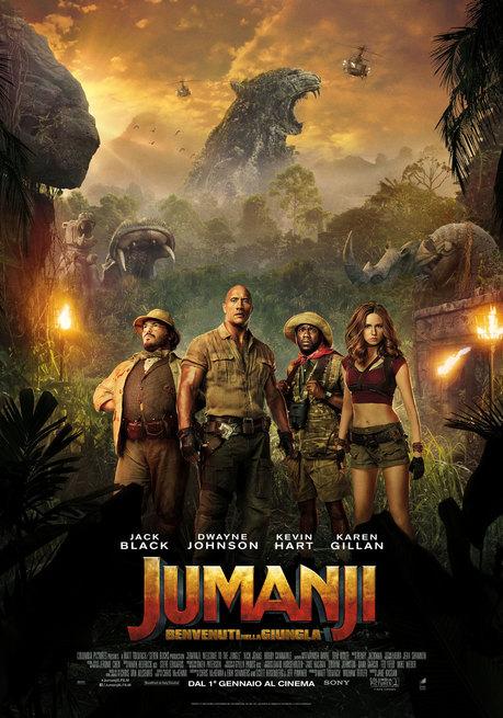 Jumanji 2 - Benvenuti nella Giungla (2017)
