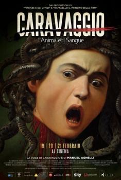 Caravaggio - L'anima e il sangue (2018)