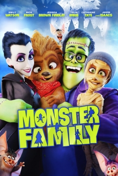 Monster Family 2 (2018)