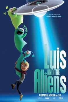 Luis e gli alieni (2018)
