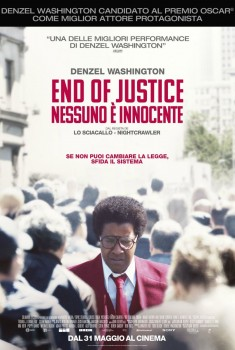 End Of Justice: Nessuno è innocente (2017)