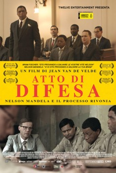 Atto di difesa – Nelson Mandela e il processo Rivonia (2017)