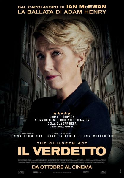 Il Verdetto - The Children Act (2018)