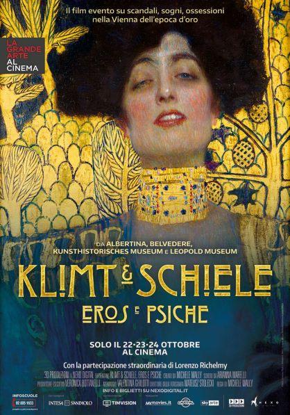 Klimt & Schiele. Eros e psiche (2018)