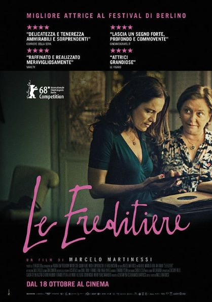 Le Ereditiere (2018)