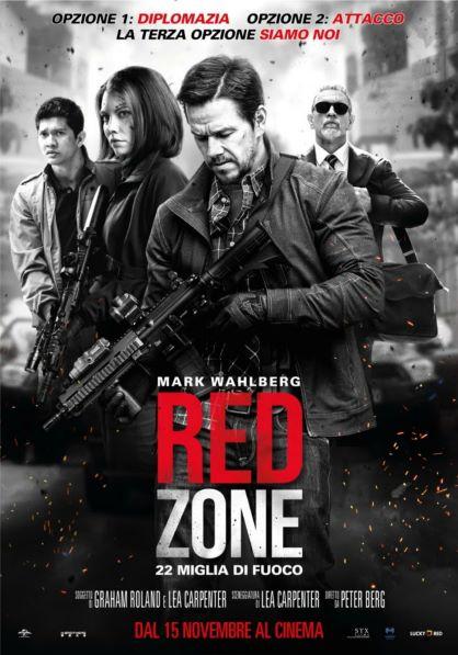 Red Zone - 22 miglia di fuoco (2018)