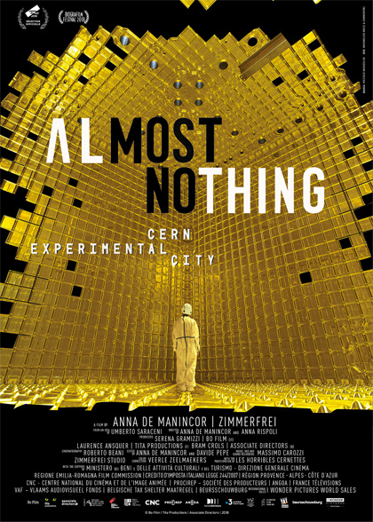 Almost Nothing - Cern: La scoperta del futuro (2018)