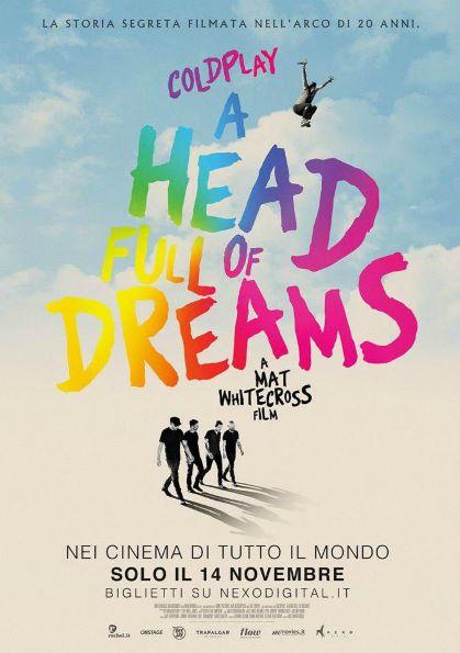 Coldplay - A Head Full of Dreams (2018)