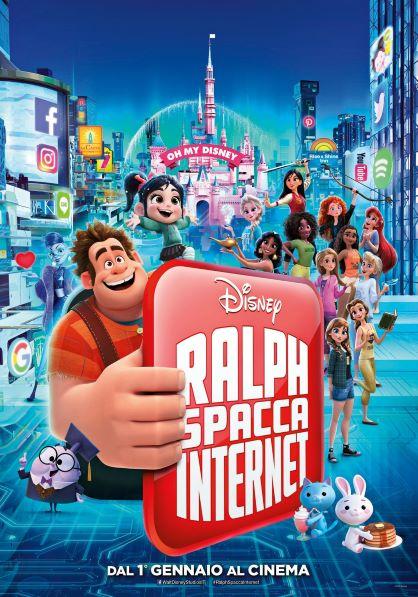 Ralph Spacca Internet (2018)