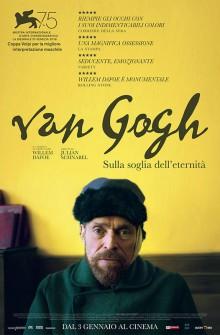 Van Gogh - Sulla soglia dell'eternità (2018)