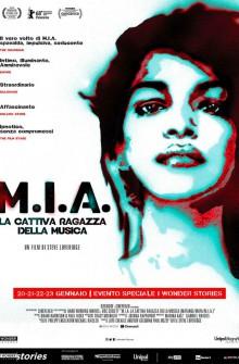 M.I.A. - La cattiva ragazza della musica (2019)