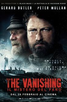 The vanishing - Il mistero del faro (2018)