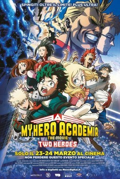 My Hero Academia the Movie: Two Heroes (2019)