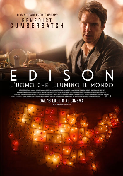 Edison - L'uomo che Illuminò il Mondo (2017)