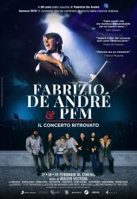 Fabrizio De André e PFM. Il concerto ritrovato (2019)