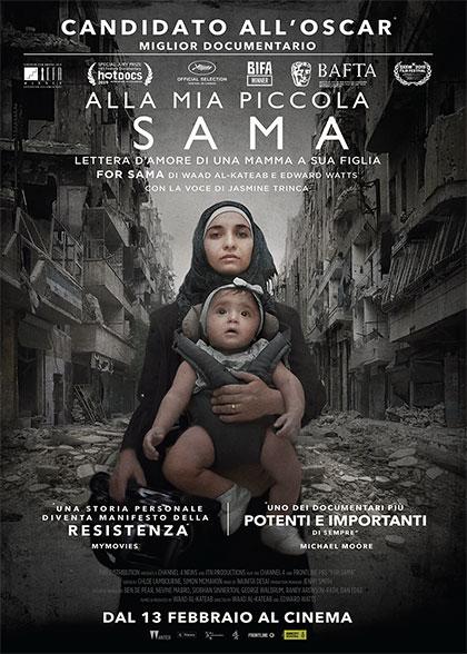 Alla mia piccola Sama (2019)