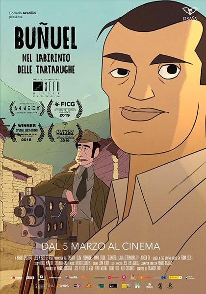 Buñuel - Nel labirinto delle tartarughe (2018)