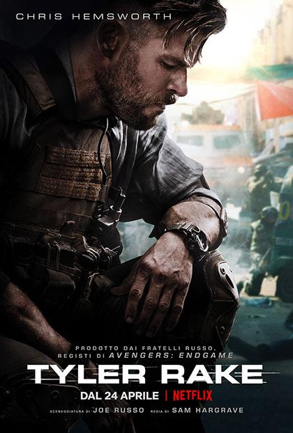 Tyler Rake (2020)