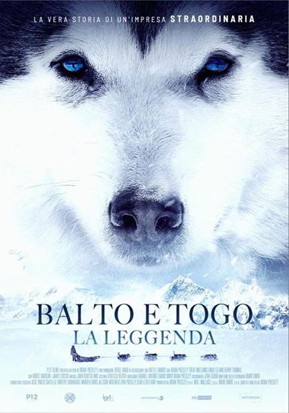 Balto e Togo - La leggenda (2019)