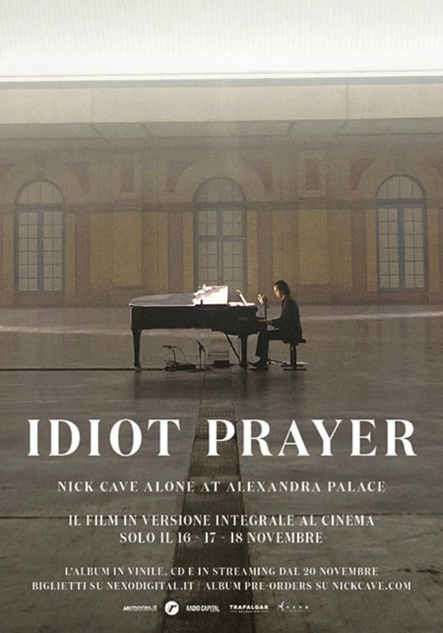 Idiot Prayer - Nick Cave alone at Alexandra Palace (2020)