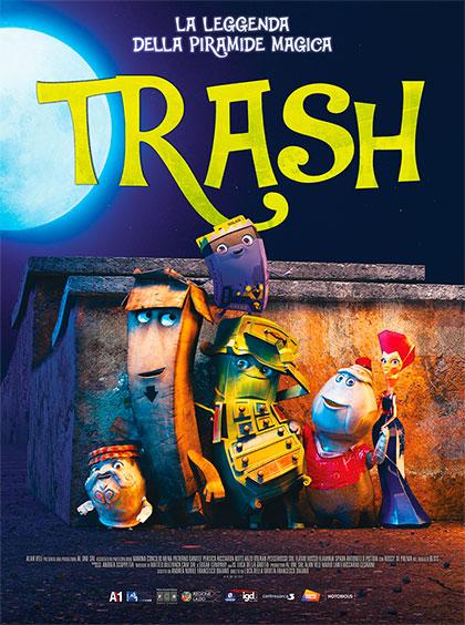 Trash - La leggenda della piramide magica (2020)