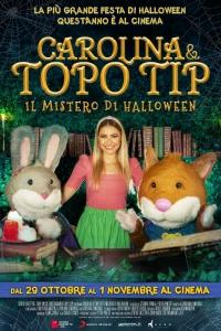 Carolina e Topo Tip - Il mistero di Halloween (2019)