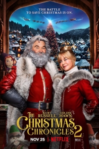 The Christmas Chronicles 2 - Qualcuno salvi il Natale 2 (2020)
