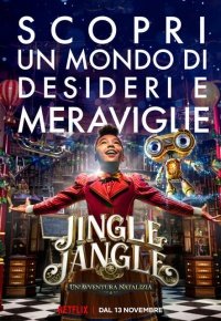 Jingle Jangle - Un'avventura natalizia (2020)