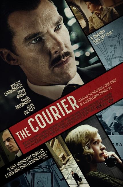 The Courier - L'ombra delle spie (2020)