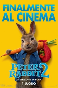 Peter Rabbit 2: Un birbante in fuga (2021)