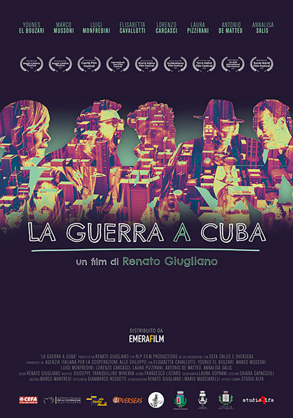 La guerra a Cuba (2020)