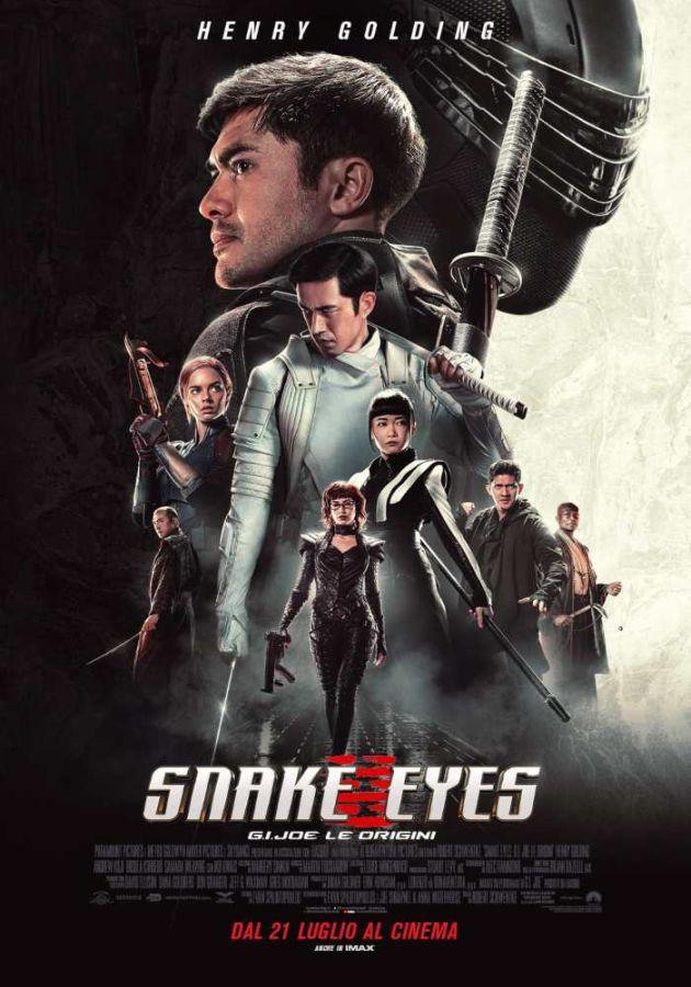 Snake Eyes: G.I. Joe - Le Origini (2021)