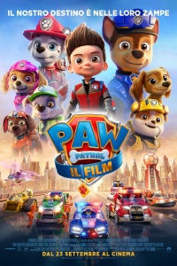 Paw Patrol: Il film (2021)