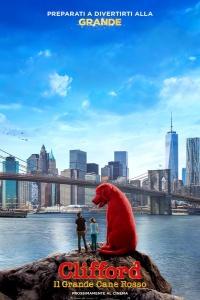 Clifford: Il Grande Cane Rosso (2021)