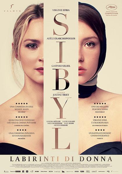 Sibyl - Labirinti di donna (2019)