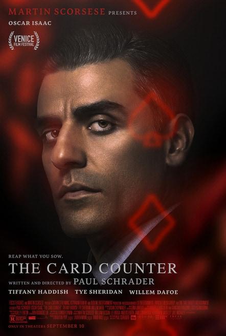 Il Collezionista di carte - The Card Counter (2021)