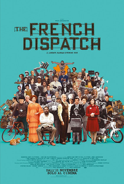 The French Dispatch (2021)