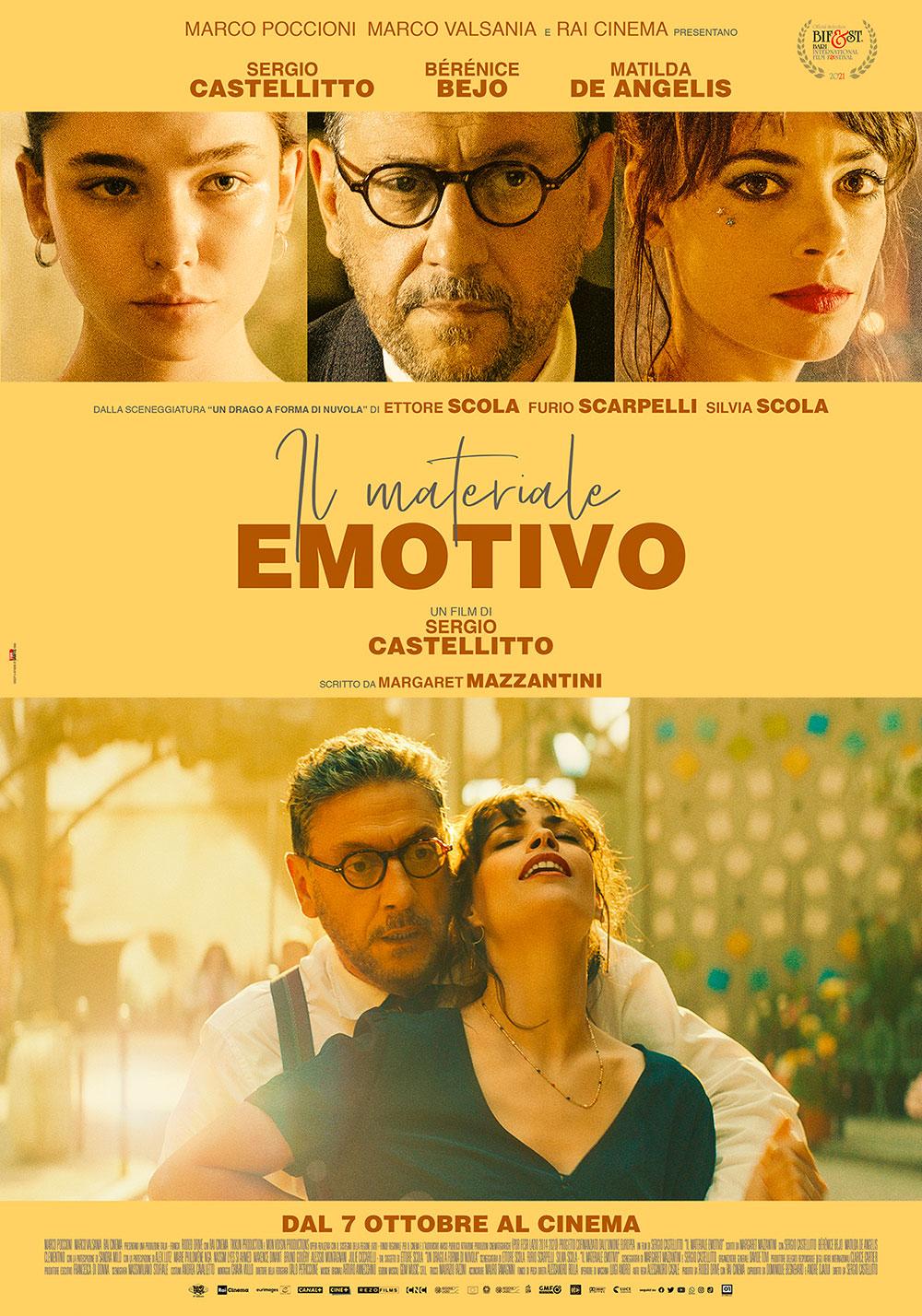 Il materiale emotivo (2021)