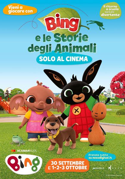 Bing e le storie degli animali (2021)
