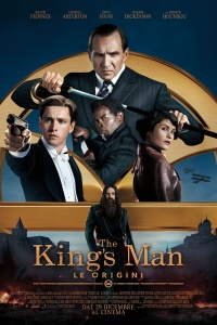 The King's Man - Le Origini (2021)