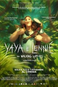 Yaya e Lennie - The Walking Liberty (2021)
