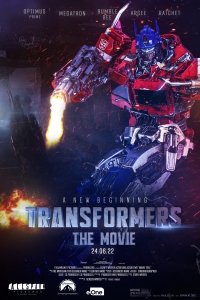 Transformers 7: Rise of the Beasts (2022)