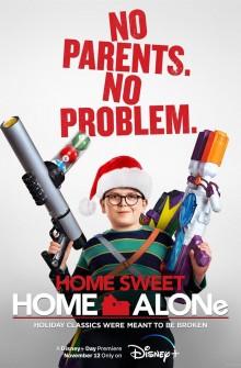 Home Sweet Home Alone - Mamma, ho perso l'aereo (2021)